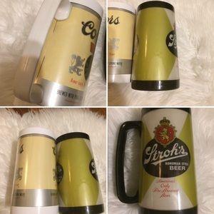 Vintage Accents - 🦋2/$10 3/$15 4/$18 5/$20 Vintage Beer Mugs